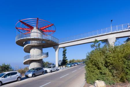 גשר אוניברסיטה חיפה – עירית חיפה