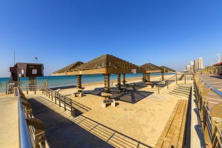 שיקום חופי רחצה - עיריית חיפה